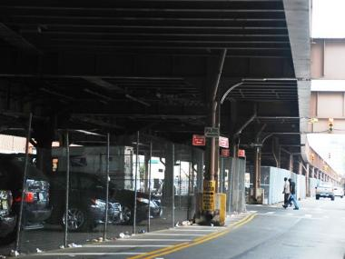 La Marqueta, under the Metro North railway tracks between 111th Street and 116th Street on Park Avenue, would be expanded up to 133rd Street with the help of the developer behind Chelsea Market.