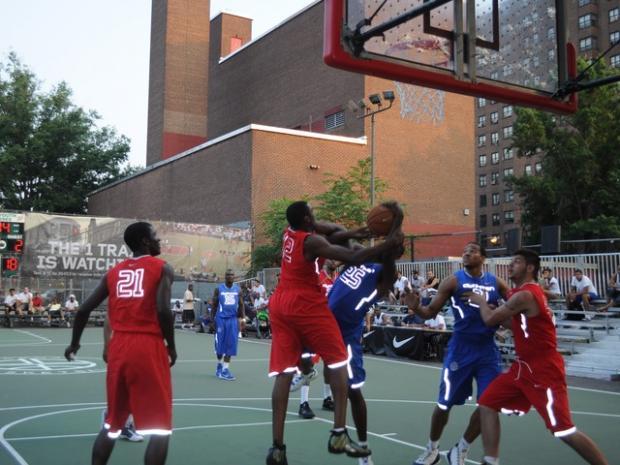 Dyckman Basketball Tournament Draws Crowds To The Inwood