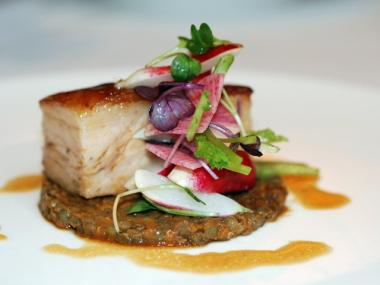 A Restaurant Week selection from Le Cirque earlier this year.