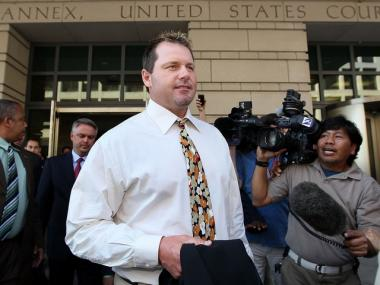 Roger Clemens pleaded not guilty in U.S. District Court in Washington DC on Monday, Aug. 30.