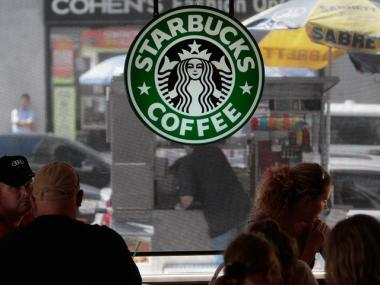 Starbucks has more locations in Manhattan than any other national retail chain.