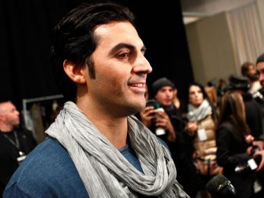 Israeli-born Yigal Azrouel is one designer who rescheduled his Fashion Week runway show to accommodate Rosh Hashanah.