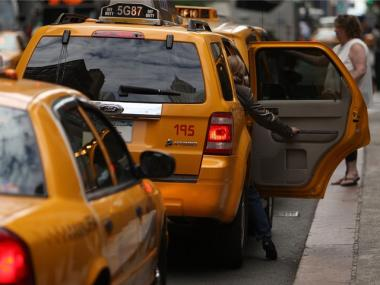 New York City is the easiest place in the U.S. to hail a taxi, according to a survey by Hotels.com.