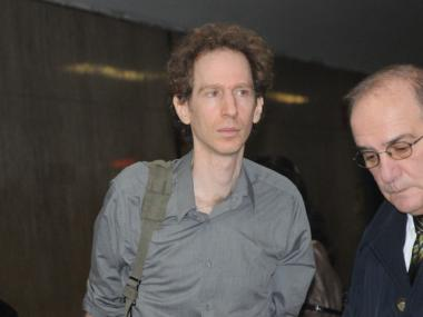 A Manhattan jury found Raphael Golb, 50, was guilty on 30 criminal counts on Thursday.