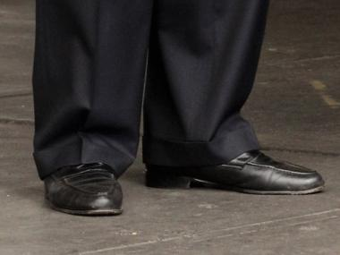 Michael Bloomberg has reportedly been wearing the same two pairs of work shoes for a decade.