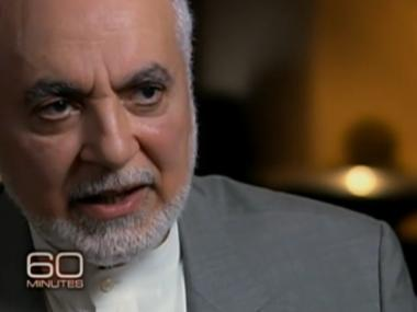Imam Feisal Abdul Rauf defended the building of the Islamic Cultural Center near Ground Zero on 60 Minutes, which aired on Sunday, September 26, 2010.