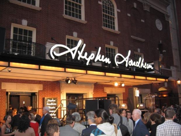 Stephen Sondheim Theatre Unveiled In Midtown Manhattan Midtown Theater District New York Dnainfo