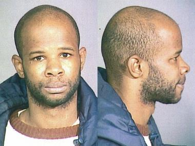 Kentrel Whitaker, 32, is suspected of sexually assaulting a 73-year-old woman on the FDR Drive earlier this month.