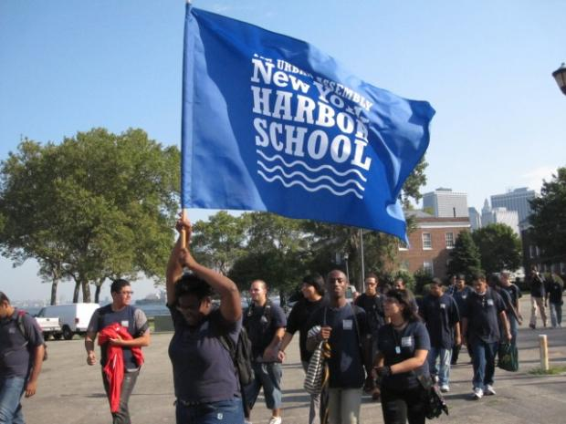 New York Harbor School Opens New Home On Governors Island Downtown