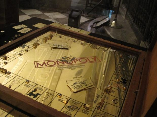 By Julie ShapiroSolid Gold Monopoly Set Arrives on Wall Street   Downtown   New  . Solid Gold Toilet Seat. Home Design Ideas