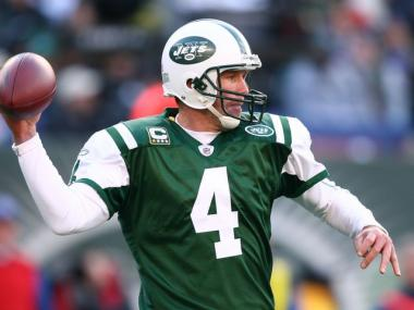a5cd3b026 Quarterback Brett Favre may have tried to seduce Jets reporter Jen Sterger  when he was with