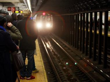 Weekend subway service downtown will be disrupted during October.
