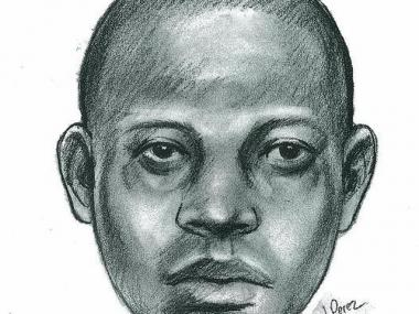 Police released a sketch of a man suspected of mugging women on the Upper East Side.