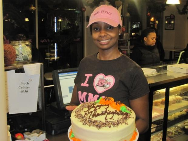 Every Day Is Small Business Saturday At Harlem Cake Store