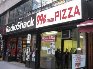 The New 99 Cent Fresh Pizza At 1723 Broadway