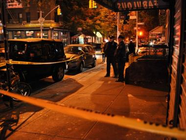 Police believe the Bleeker Street shooting may have been drug related.