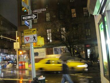The Christopher Street Patrol, which brings residents and Guardian Angels out to patrol the street weekend nights, celebrated 20 years last week.