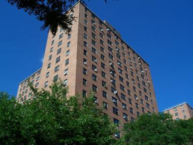 Public housing officials are expected to answer residents' concerns about Wise Towers, shown here, and other Upper West Side public housing on Monday.