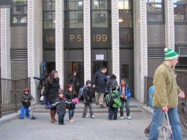 A dust laced with dangerous PCBs was discovered at the Upper West Side's P.S. 199 in 2008.