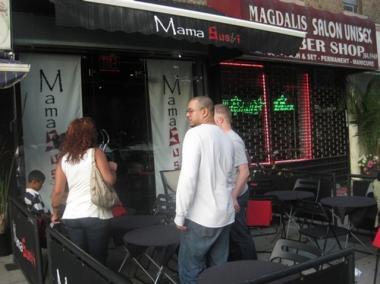 New York Sidewalk Cafe License