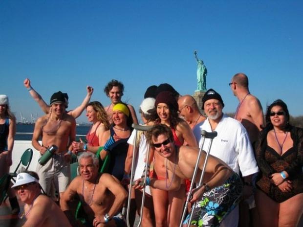 That Spring break naked group