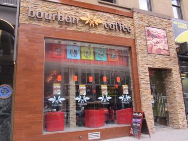 Bourbon Coffee opened on West 14th Street on January 6 and has already found a local following.