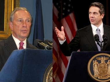Mayor Michael Bloomberg and Gov. Andrew Cuomo agree that the teacher firing system should be reformed.