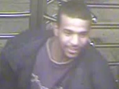 Police are looking for this man in connection with a string of muggings, including several on the Upper West Side.