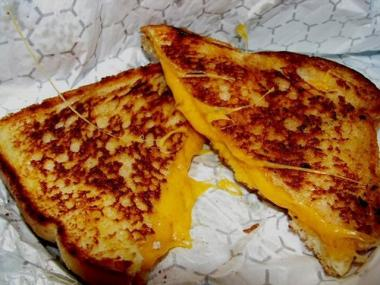 A new grilled cheese foot truck is coming soon.