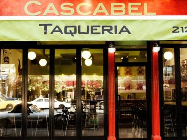 Cascabel Taqueria is opening a location at West 108th Street and Broadway this spring.