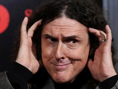 Weird Al Yankovic wanted to include the Lady Gaga parody on his upcoming album.
