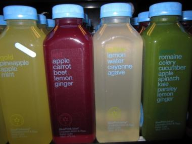 Popular cleansing juice to be sold in more city stores downtown the blueprintcleanse juices have been popular at the whole foods in tribeca malvernweather Choice Image