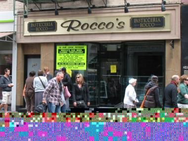 Rocco's on Bleecker Street has been shuttered for nearly two weeks now after a health department inspection.