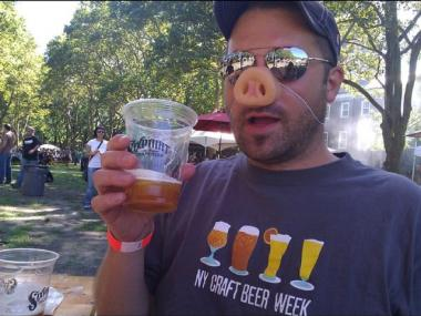 Beer connoisseurs drank plenty of beer at last year's Pig Island event hosted by Food Karma Projects. But attendees of the 2011 Brewers' Pic Nyc said the event was poorly organized.