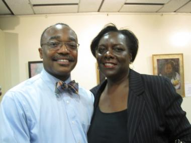 Community Board 10 Chairman W. Franc Perry will be replaced by Vice Chair Henrietta Lyle as he takes a two-month sabbatical to seek a civil judgeship.