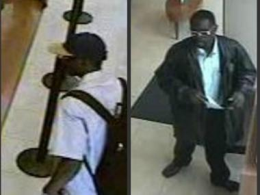 Cops are looking for this man who they say ripped off three Chase banks in Manhattan since May