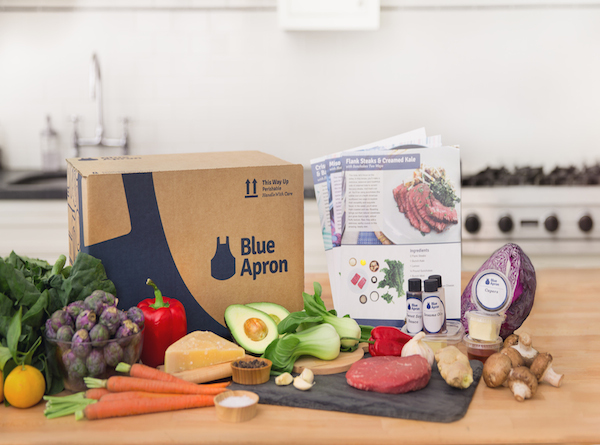 Get a Fresh Start in Autumn with 2 Free Meals From Blue Apron