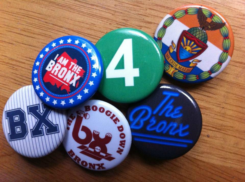 Bronx Buttons