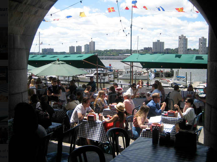 Boat Basin Cafe