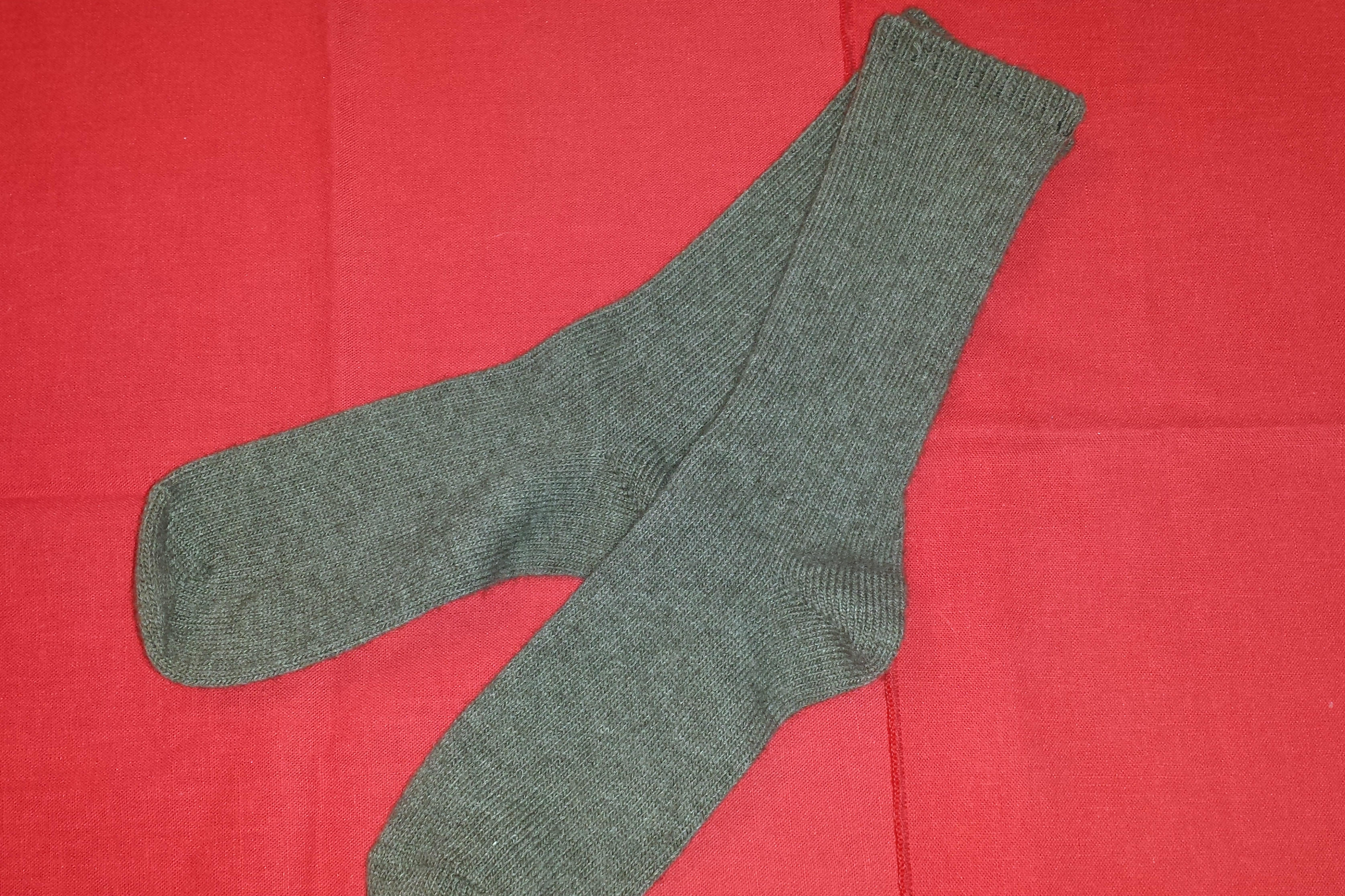 Bison, Alpaca and Musk-Ox Socks That Are Warmer Than Wool