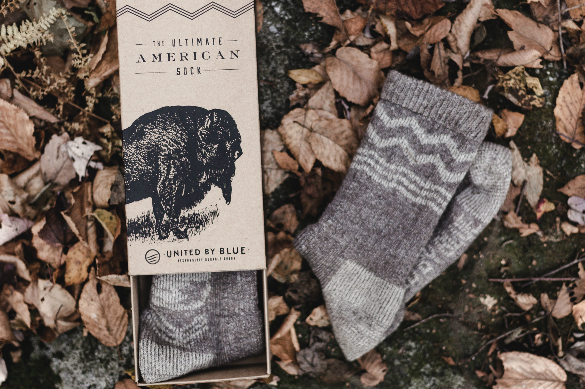 99afa9924db6f Bison, Alpaca and Musk-Ox Socks That Are Warmer Than Wool - SoHo ...
