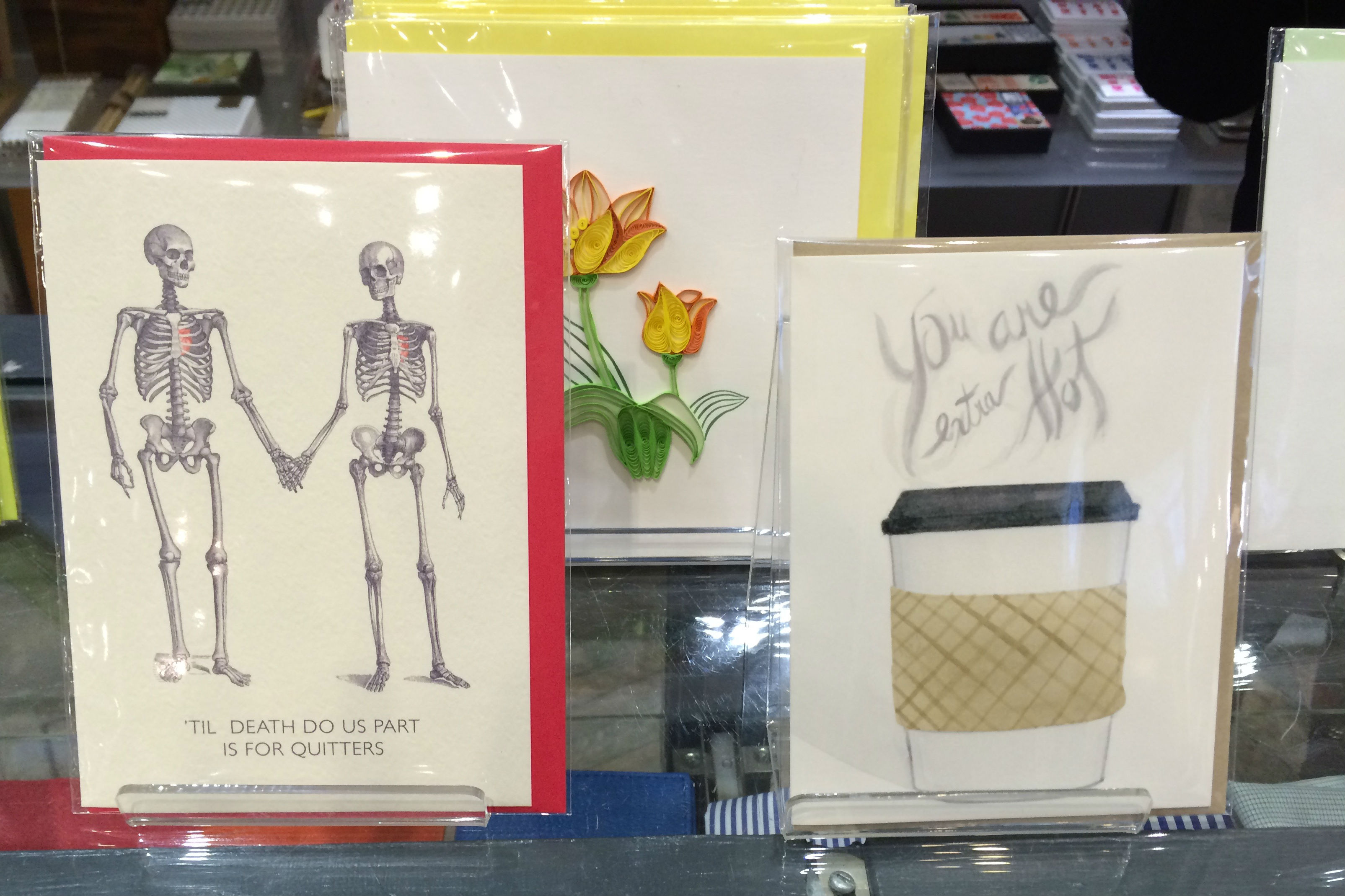 Where To Buy A Non-Cheesy Valentine's Day Card - West Village ...