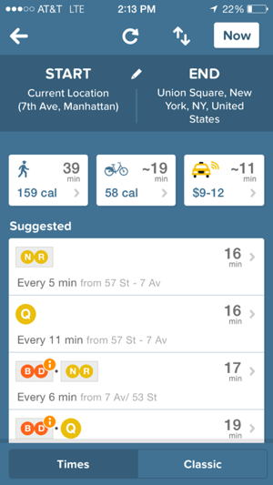 6 Transit and Navigation Apps You Should Try - New York City