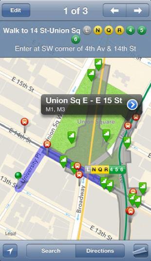 Best nyc transit app