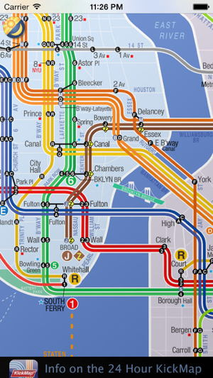 6 Transit and Navigation Apps You Should Try - New York City - New