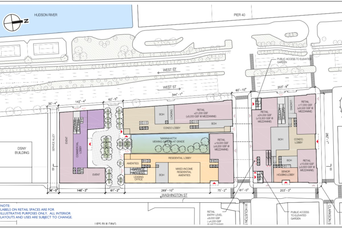 Plans Heres What St Johns Terminal Development Might Look Like on one story floor plans