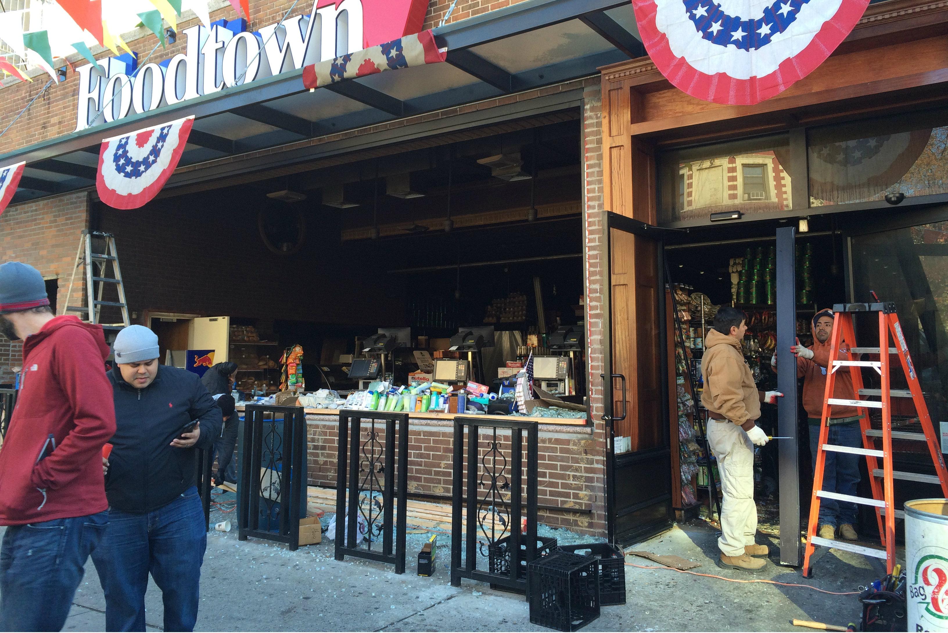 Foodtown Fire