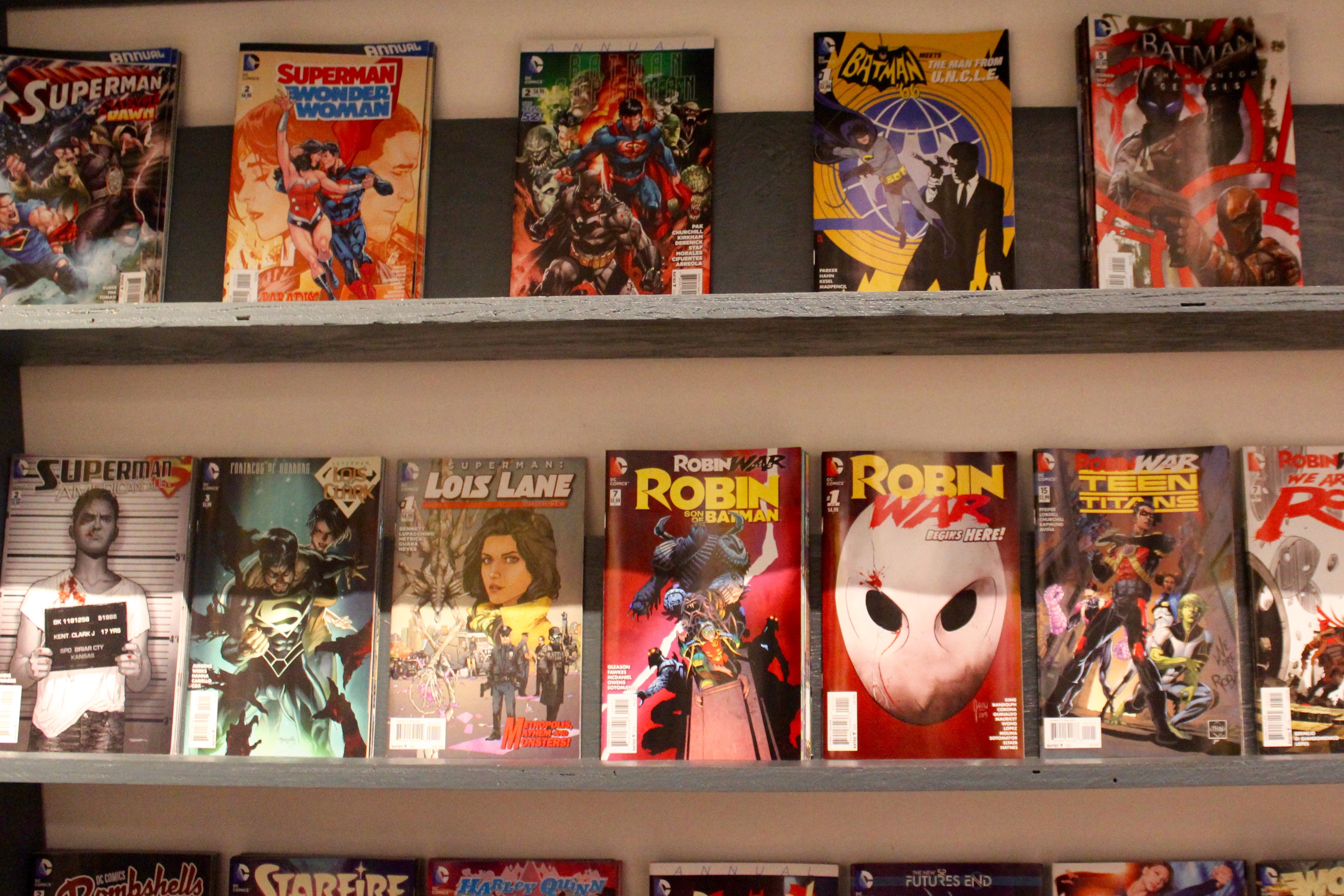 Beloved Kew Gardens Comic Book Store to Close After 25 Years - Kew ...