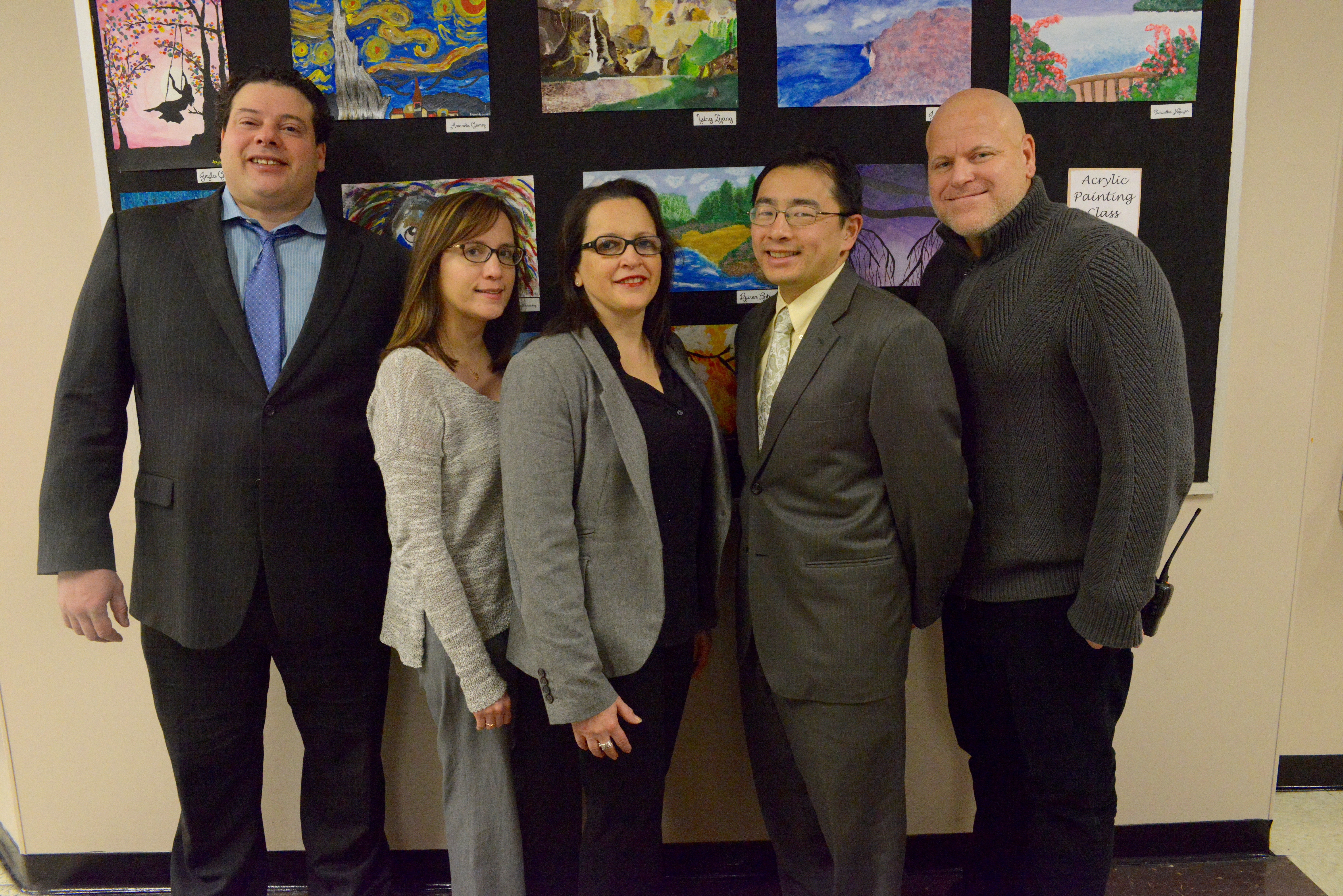 Corona High School Principal Mixes Rigorous Academics With ...