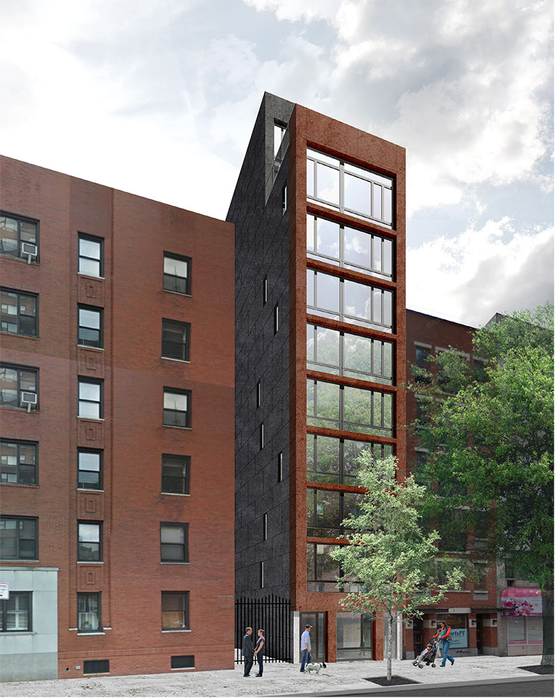 Ues Building Soon To Be Demolished For 10 Units Of